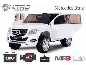 1191145 MERCEDES Benz GLK300 MINI AUTO ELETTRICA PER BAMBINI