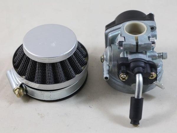 001260 CARBURATORE TUNING CON FILTRO per Minimoto Minicro