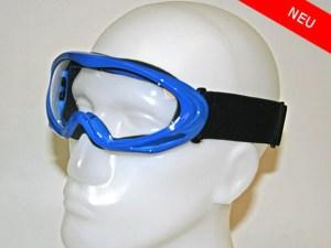occhiali da cross a specchio per bambini