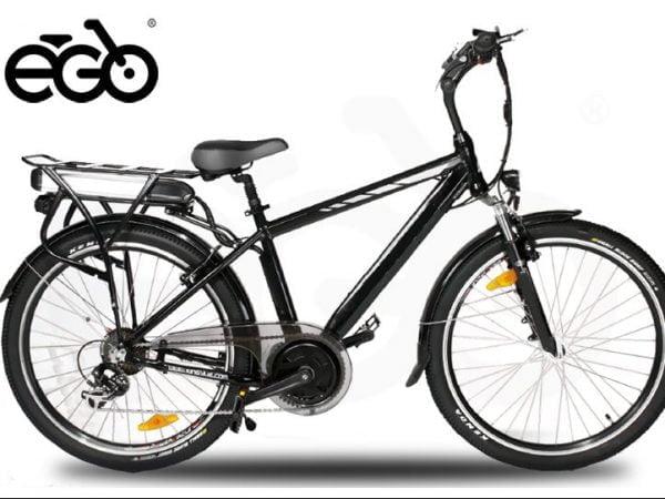 Bicicletta Elettrica E-GO! ROMA