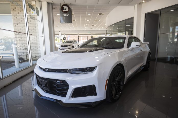 The 2021 Chevy Camaro Just Added A New Powerful Configuration