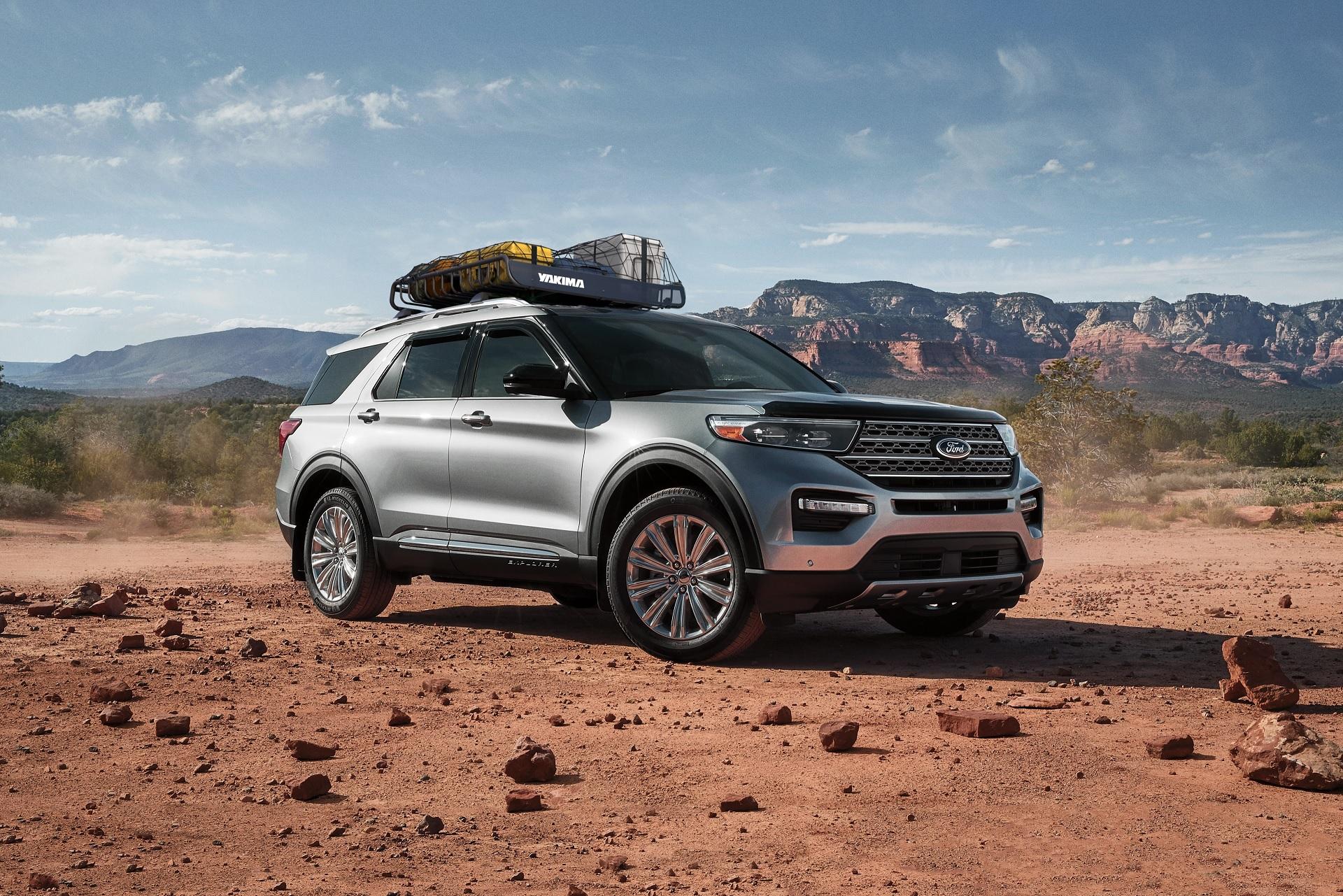 2021 ford explorer alternatives