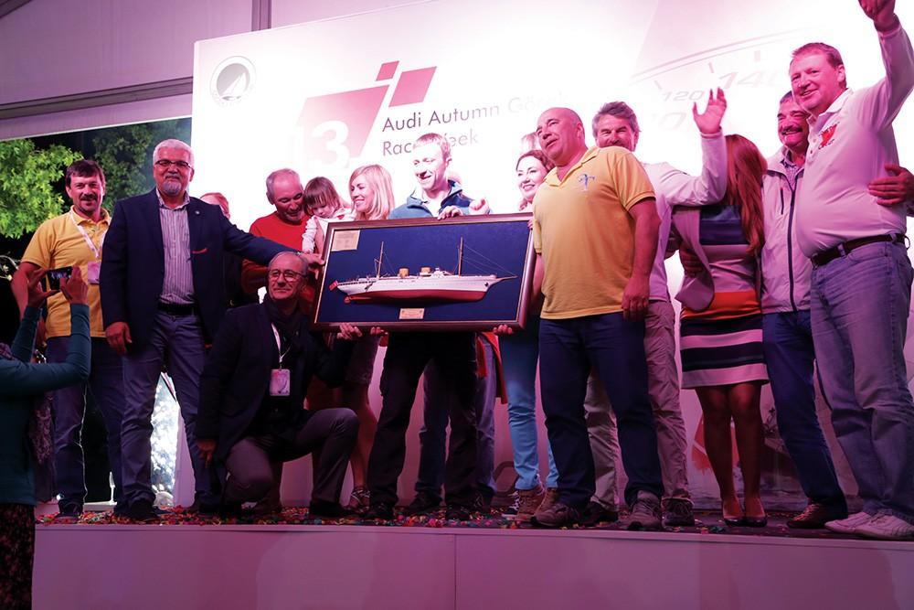 13.Göcek Yarış Haftası ödül töreni
