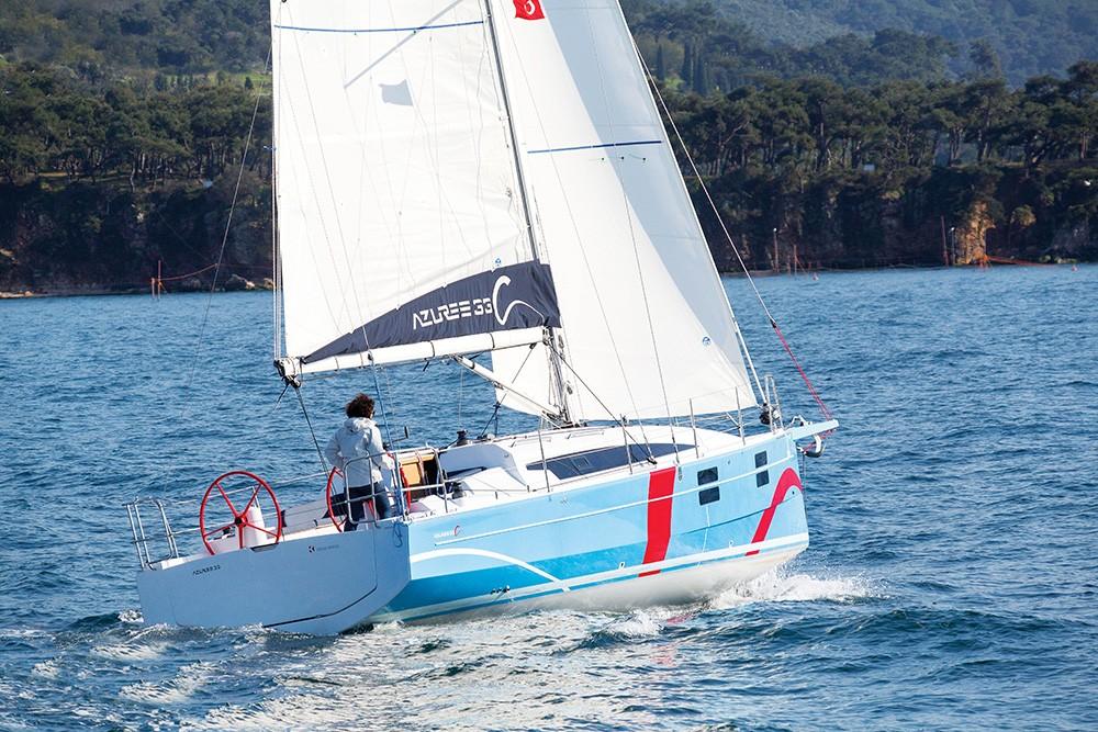 Azuree 33 - Sirena Marine