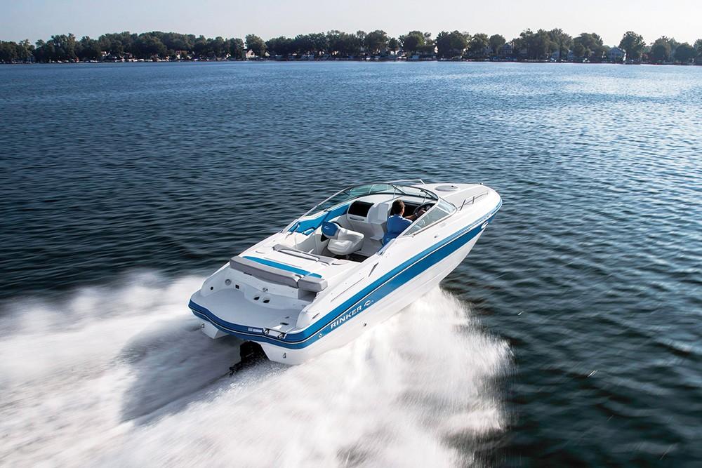 Rinker 236 CC - Blues Yachting