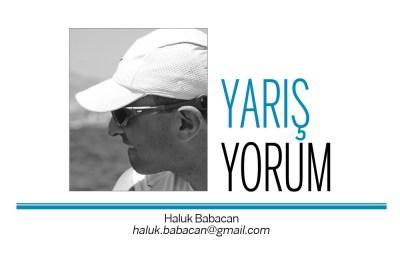 Yarış Yorum - Haluk Babacan