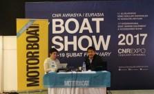 Kadir Yurtseven - CNR Avrasya Boat Show Söyleşi