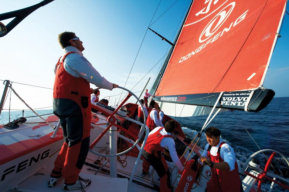 Volvo Ocean Race'te Turner devrimi