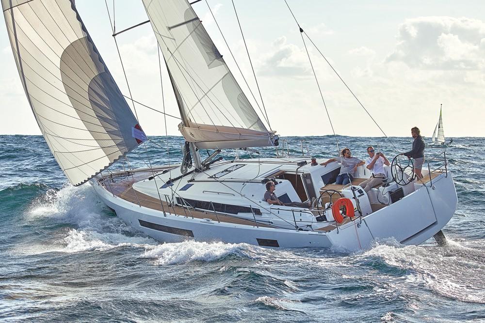 Sun Odyssey 490 seyir deneyimi