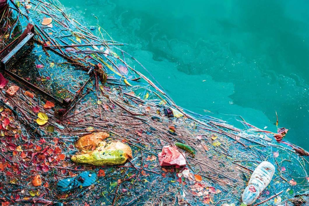 Deniz kirliliği