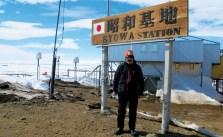 Bayram Öztürk ile Antarktika Röportajı