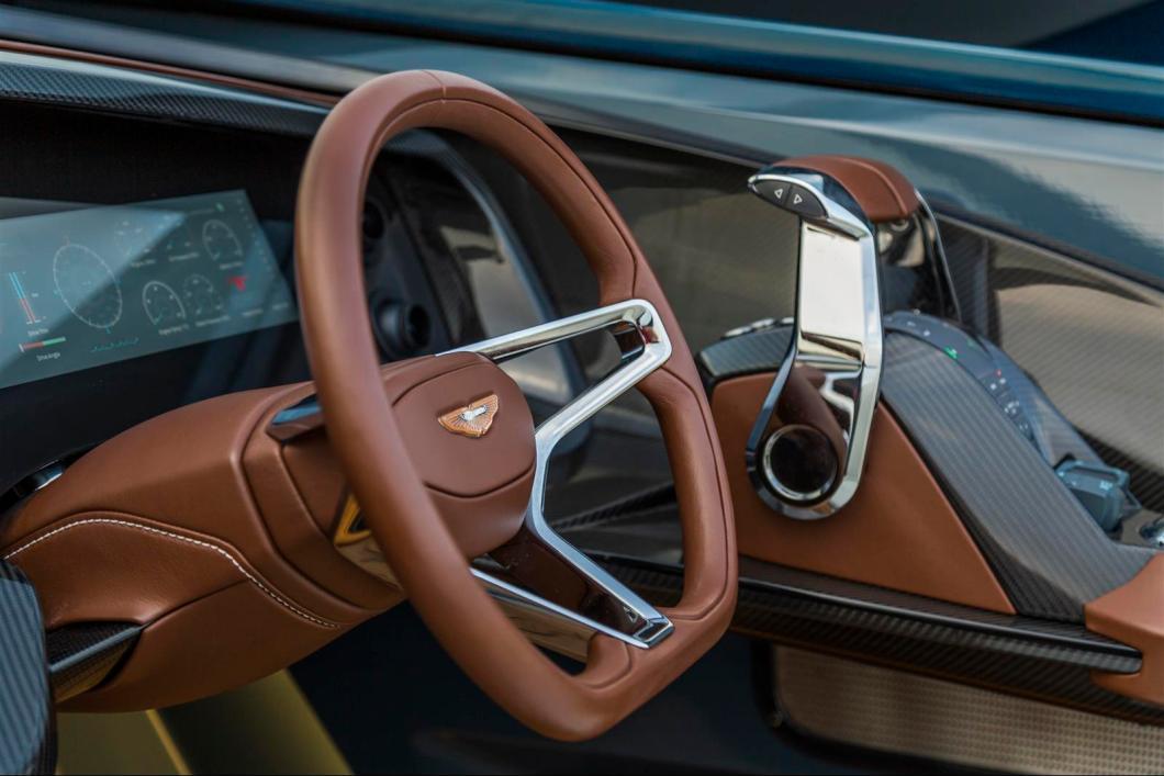 Aston Martin AM37 - Dümen Mahalli