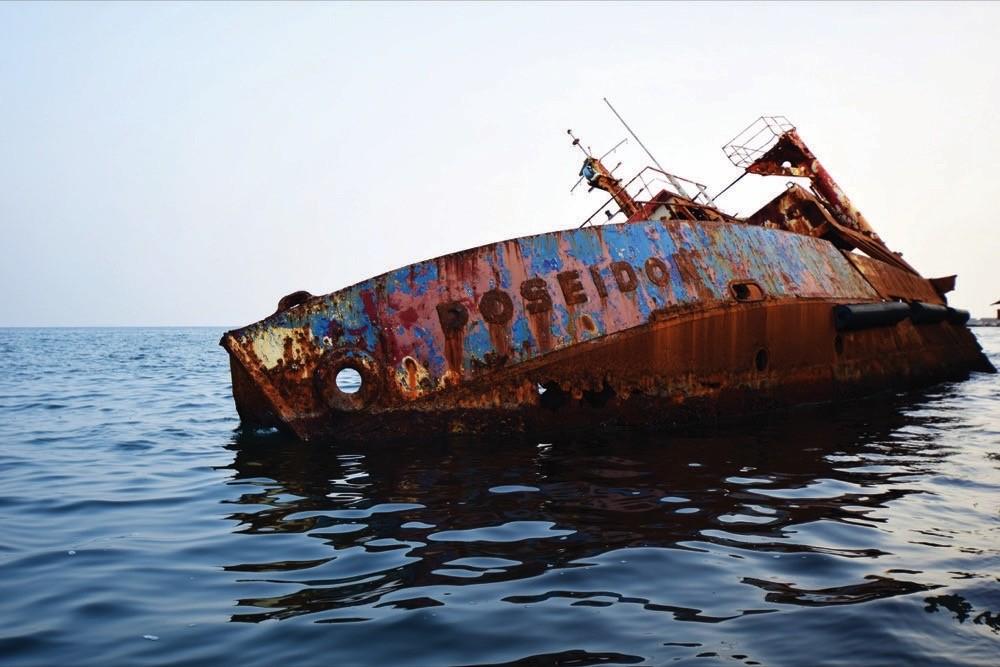Koç Müzesi Sergi - Gemi Enkazları
