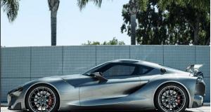 FT1- Toyota