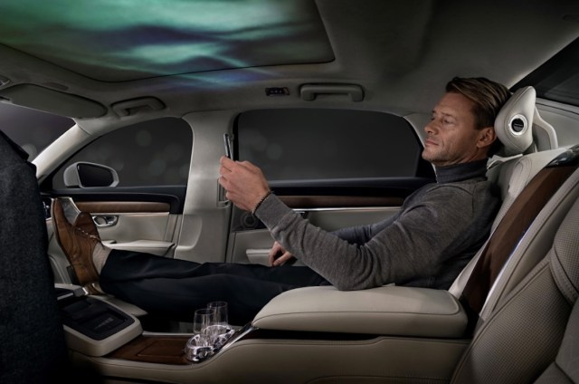 S90 Ambience Concept