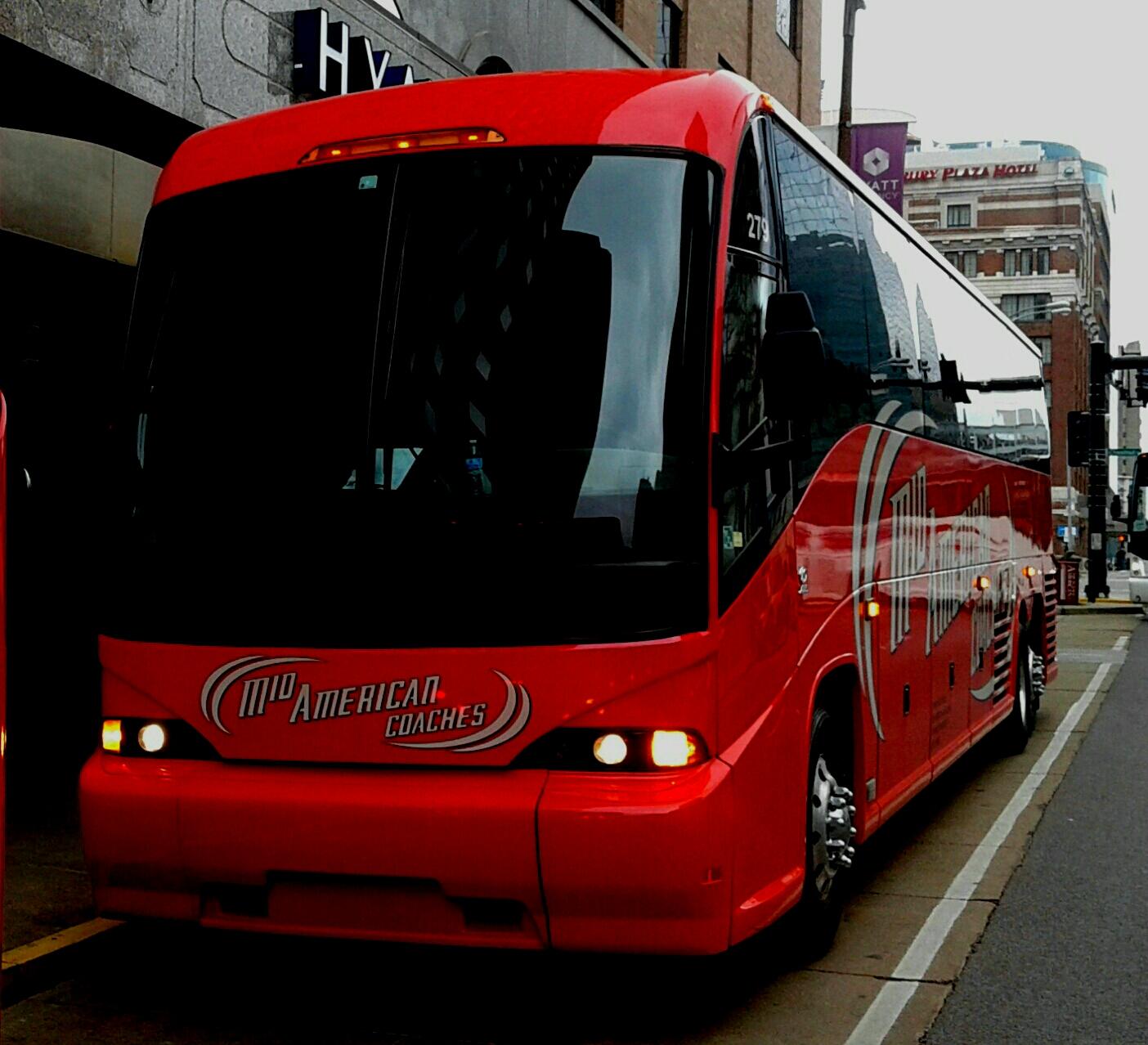 MCI – Motorcoach Blog