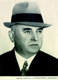 Jawa FRANTISEK JANECEK