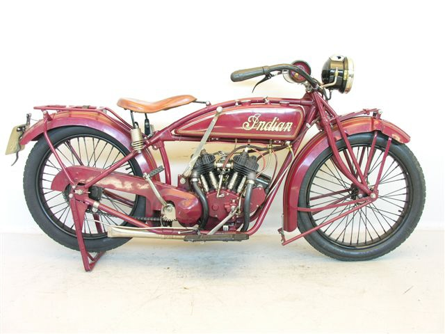 Indian® Scout® 600, 1920