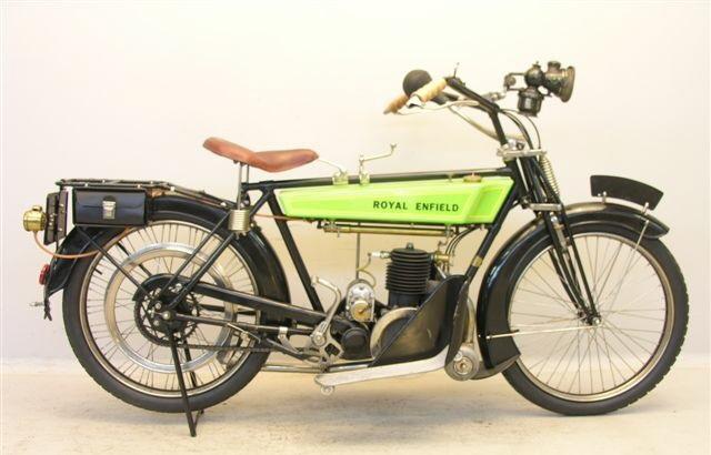 Royal Enfield 201 225cc - 1923