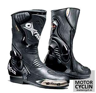 Oxtar TCS Boots Image