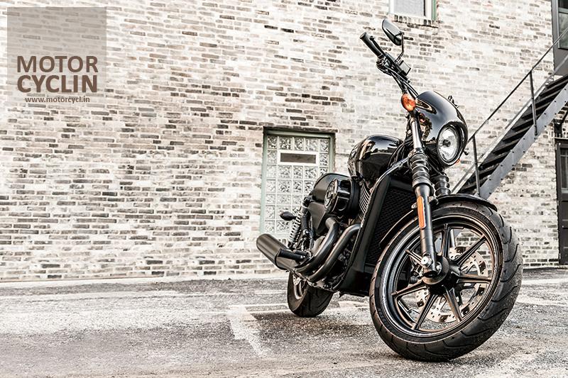 Harley Davidson 500cc