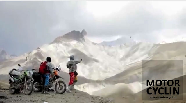Hero Impulse in the Himalayas