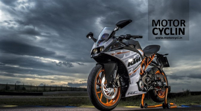 9 Photos of KTM RC 390