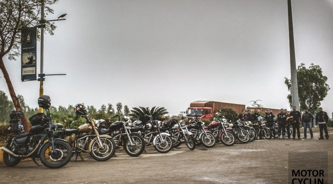 BOBMC RiderMania 2016 – Leaving rains behind