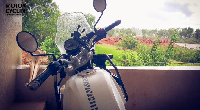 Royal Enfield Himalayan 5000km Review