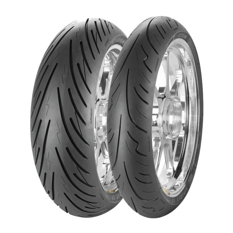 Motorcycle Com S Sport Touring Tire