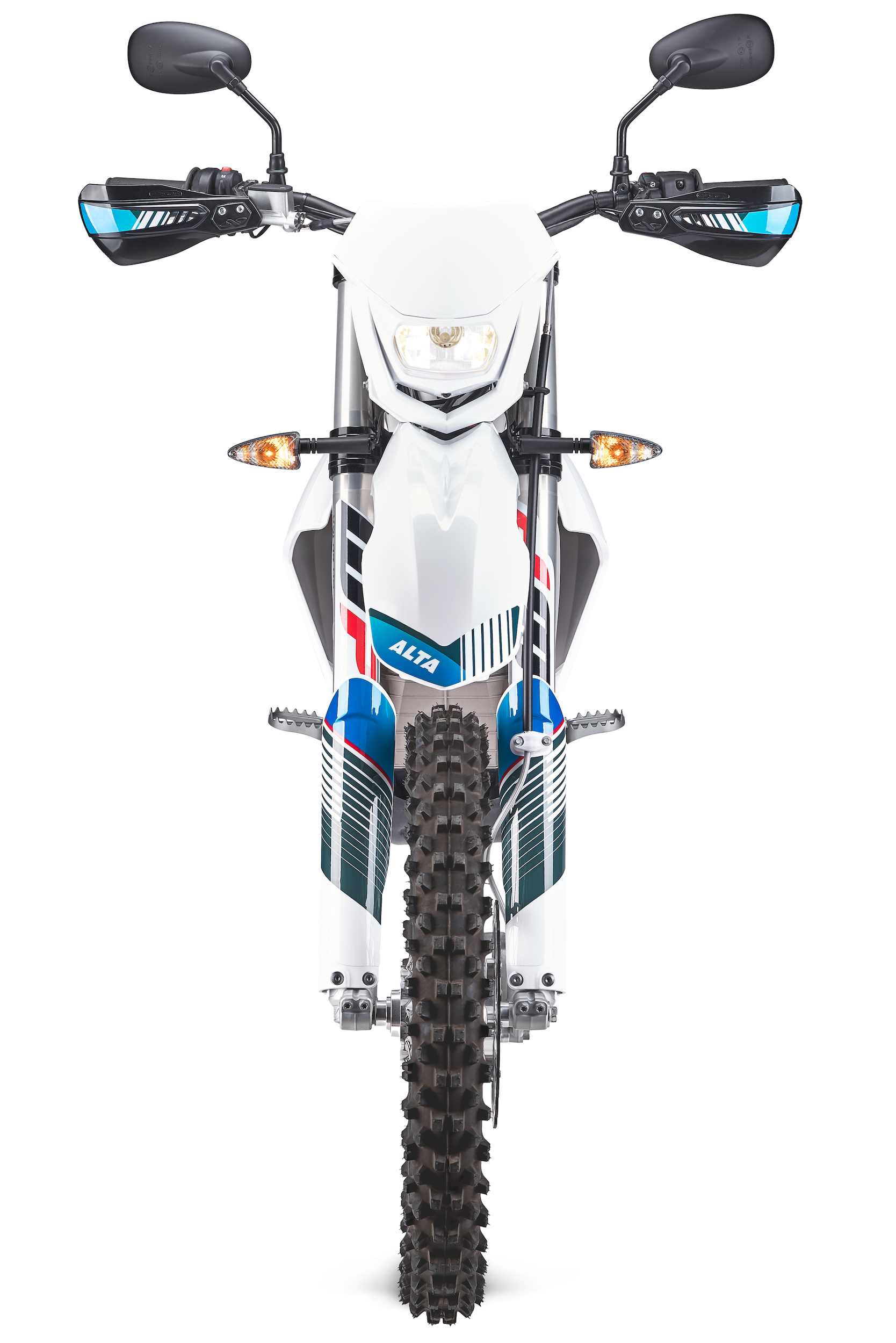 Alta Motors Redshift Exr Dual Sport First Ride Review