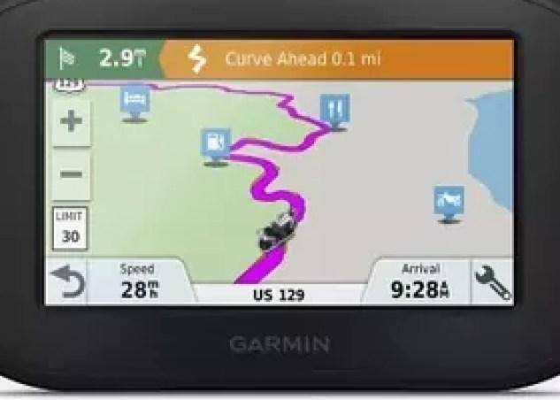 Motorcycle GPS Buyer's Guide - Garmin zūmo 396 LMT-S