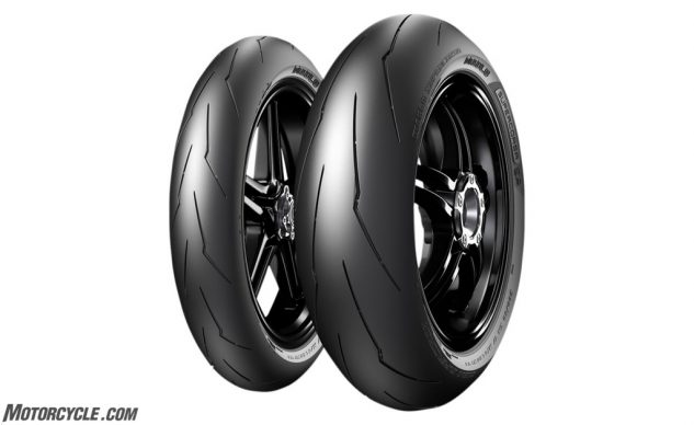 Pirelli Diablo Supercorsa tires
