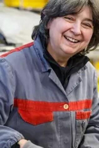 The Women of Ducati's Bologna Factory