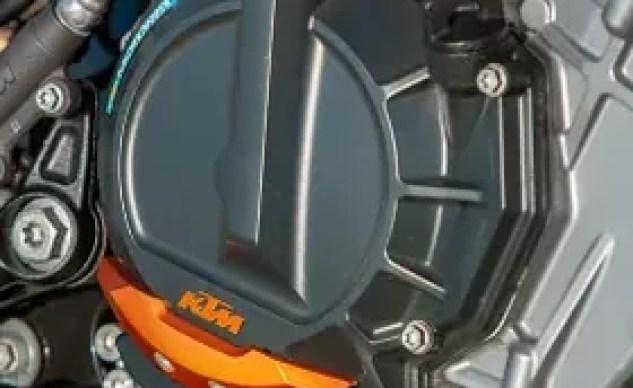 2019 KTM 790 Duke PowerPart case guard