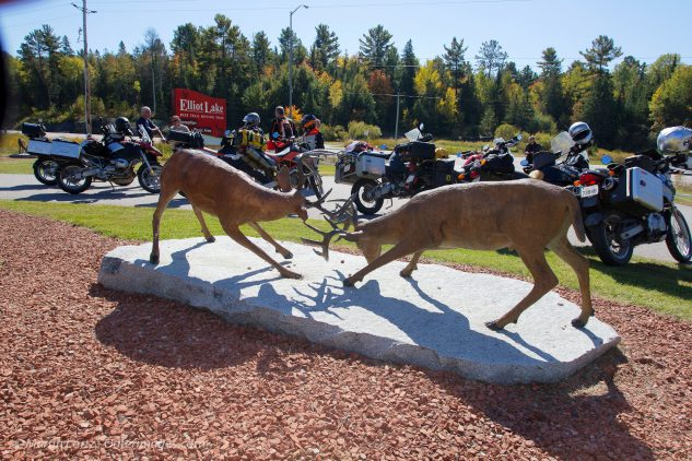 Deer Trail Touring Route, Elliot Lake