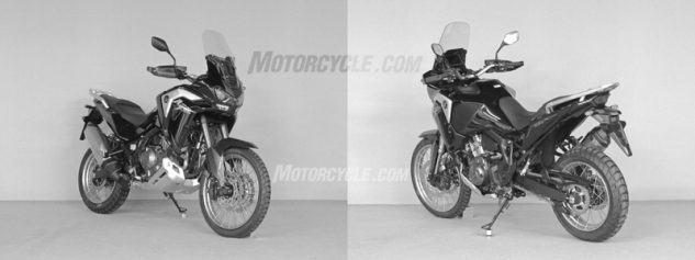 2020 Honda Africa Twin Adventure Sports
