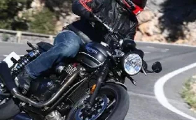 Best Standard Motorcycle of 2019: Triumph Speed Twin