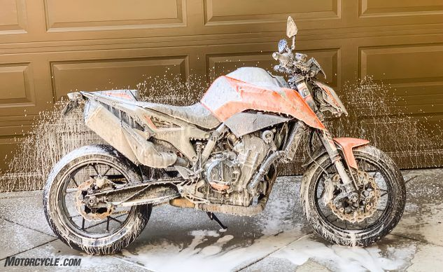 Muc-Off Power Washer KTM 790 Duke