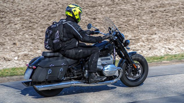 2021 BMW R18 Touring Version Spied 3