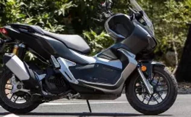 2021 Honda ADV150 Review