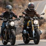 2020 BMW R nineT vs Triumph Speed Twin