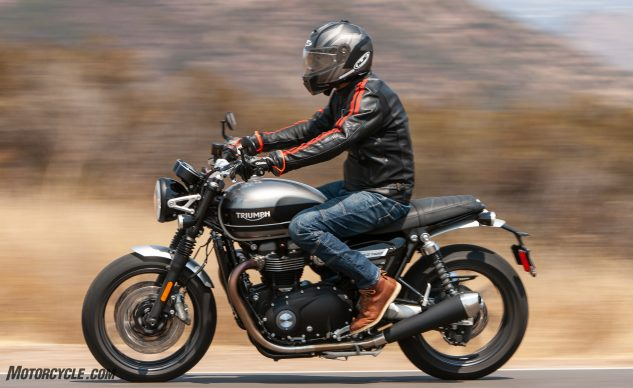 2020 Triumph Speed Twin