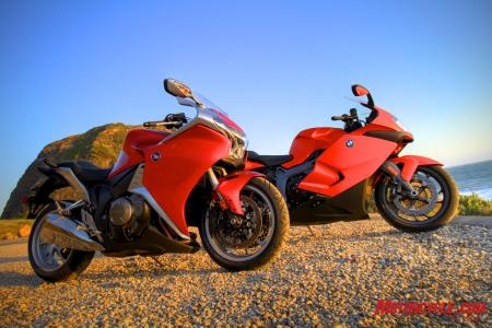 'Tweens: Neither pure sportbike nor fully equipped sport-tourer.