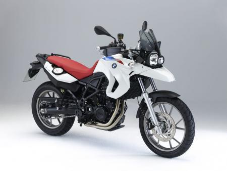 "BMW F 650 GS ""30 Years GS"""