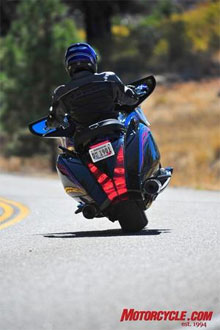 Brushing up on your motorcycle skills after a long break is a very good idea.
