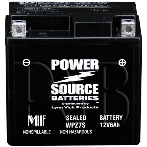 GS Battery GTX5L-BS Replacement Battery This is an AJC Brand Replacement