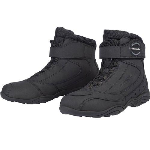 Tourmaster Coaster Waterproof Boots BLACK 8.5