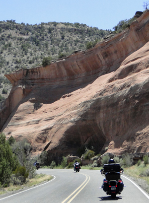 Colorado Routeotorcycle Riding Stories Peak To Highway