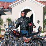 Ralph Perry S Custom Yamaha Virago 1100 Motorcycle Cruiser